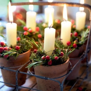 christmas centerpiece projects
