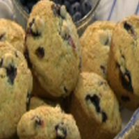 Katie Brown Mother Meg's Blueberry muffin recipe