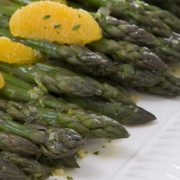asparagus orange vinagrette recipe