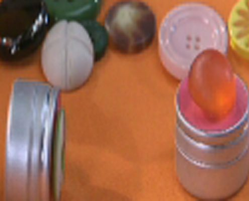 DIY lip balm from Katie Brown