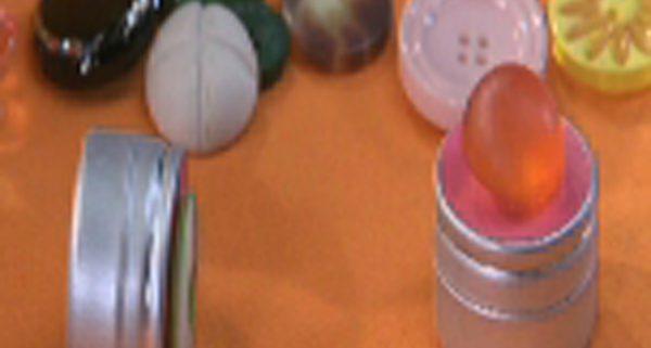 DIY lip balm from Katie Brown