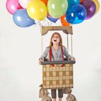 ballon costume diy