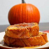 pumpkin french toast recipe katie brown
