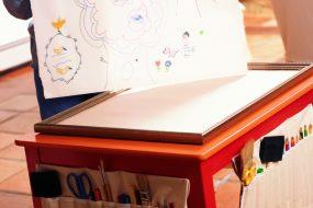 Doodle Desk for kids