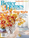 Katie Brown in Better Homes and Gardens