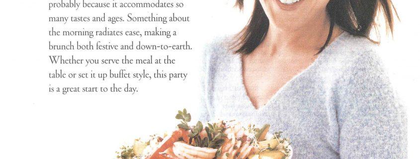 Katie Brown Bon Appetit Article