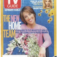Katie Brown TV Guide Article