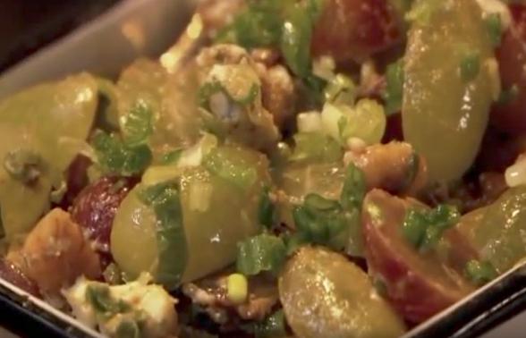 grape salad recipe