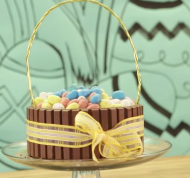 Katie Brown cake hack for easter