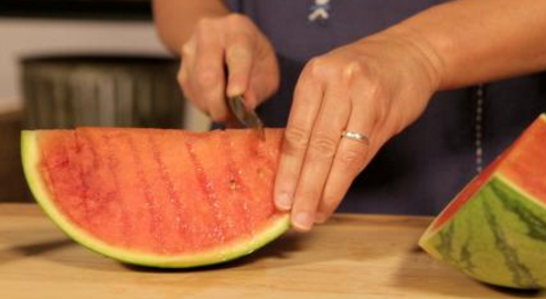 3 watermelon recipes by Katie Brown