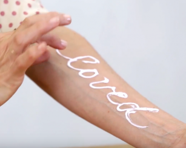 sun tattoo how to
